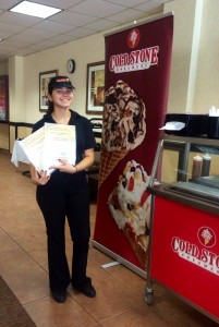 Happy Guests at your Events - Cold Stone
