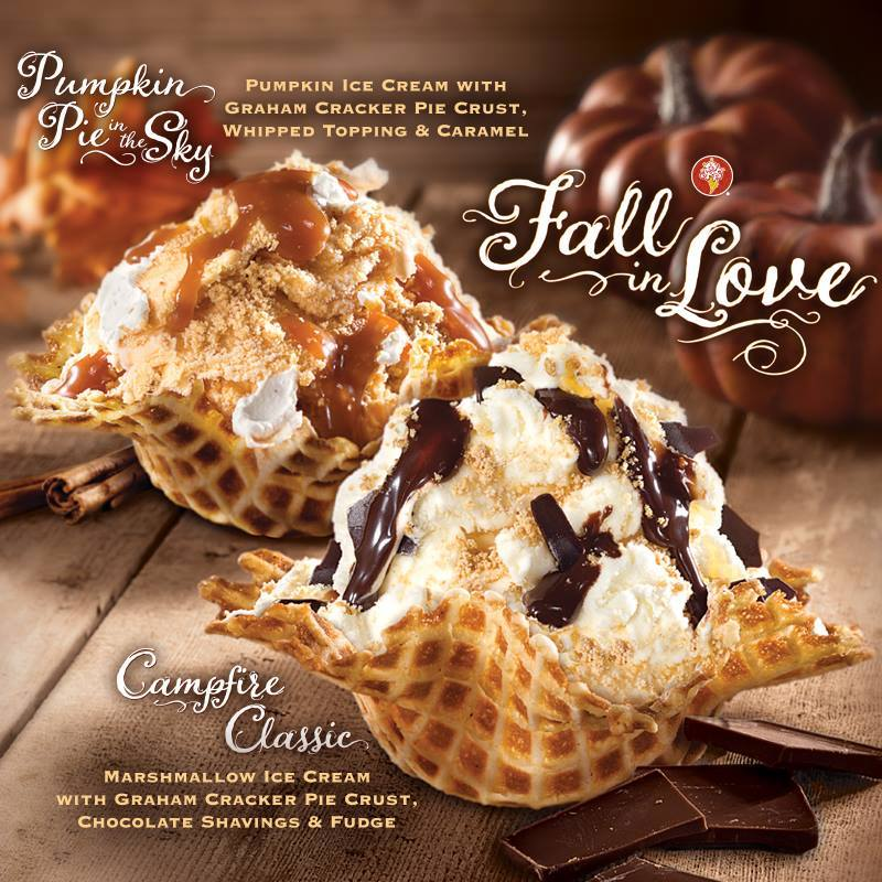 Fall in Love with Cold Stone Creamery 2