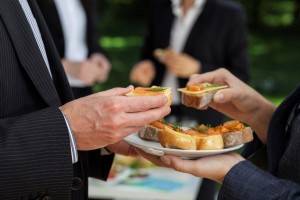 How Food Helps Break the Ice at Networking Events on coldstonesouthflorida.com