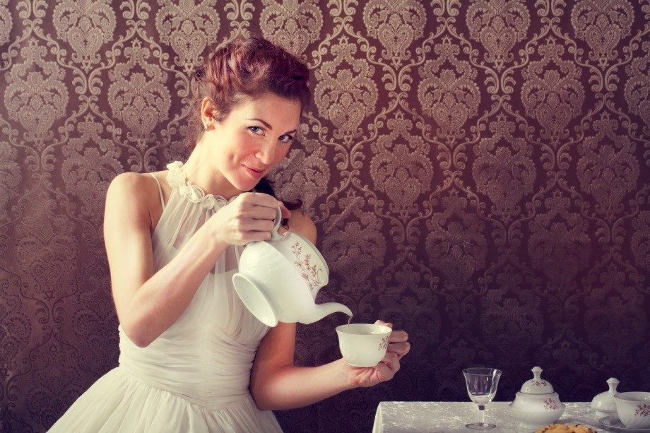 Why You Should Bring Back Tea Time for Weddings, Holidays, and Events on coldstonesouthflorida.com