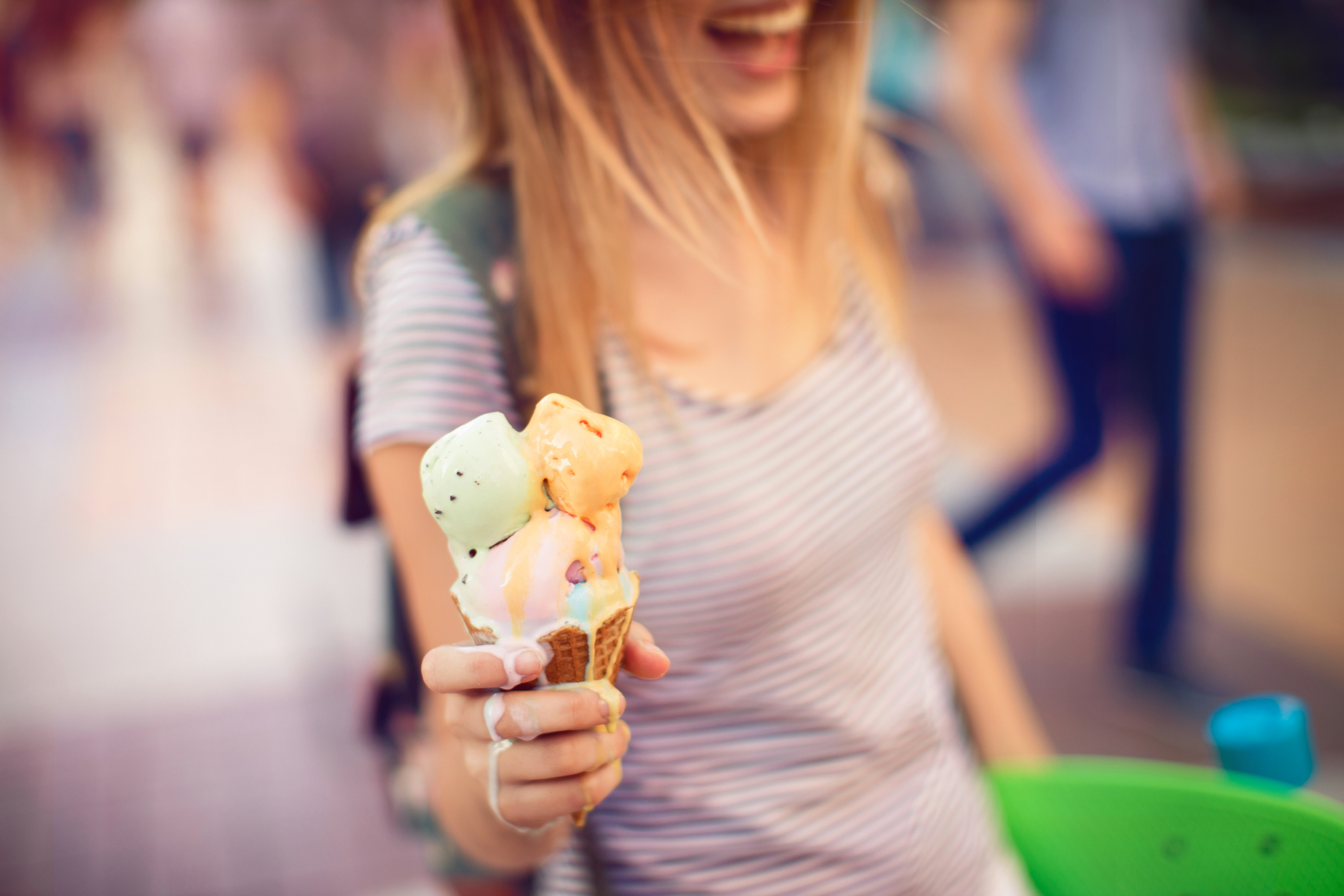 The Pleasure principle: Why the Idea of Ice Cream Melts Our Resistance to Being Social and Having Fun on coldstonesouthflorida.com